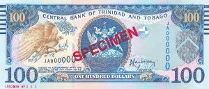 Current Notes | Central Bank of Trinidad and Tobago