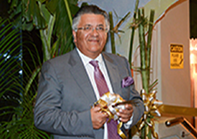 Dr. Rudy Capildeo